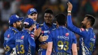 A sensational bowling effort in first game from Alzarri Joseph: Rohit Sharma