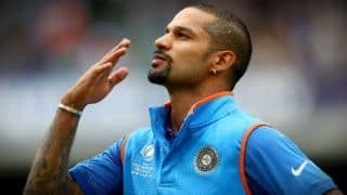 Shikhar Dhawan puts England nightmare behind for Asia cup 2018