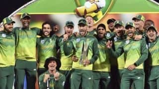 Australia vs South Africa, 3rd ODI: David Miller & Faf du Plessis tons take South Africa to 320 runs