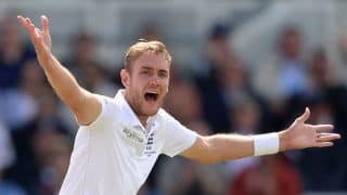 Stuart Broad speaks of his delight following England's win against South Africa at Johannesburg