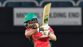 CPL 2019: Guyana Amazon Warriors maintain unbeaten run with fifth straight win