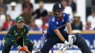 VIDEO: Women's Ashes 2015, 1st ODI at Taunton Highlights