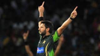Shahid Afridi climbs up to 2nd spot in ICC T20I player rankings
