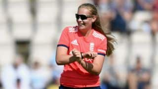 England Women thrash India by 8 wickets in 2nd ODI; level series 1-1