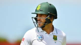 Australia vs South Africa, 1st Test: Faf du Plessis consulted Graeme Smith for vital inputs