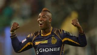 Andre Russell shines for Kolkata Knight Riders as Kings XI Punjab stumble to 7-run loss in IPL 2016