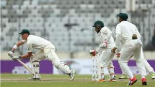 Australia lose 3 wickets before lunch of Day 2; trail by 137 runs in 1st Test against Bangladesh