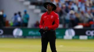 ICC defends umpire Dharmasena's overthrows call during World Cup final