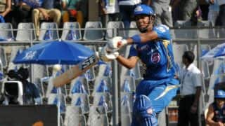 Mumbai Indians openers in sublime form