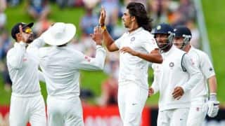 India bowl New Zealand out for 192 on Day 1 of 2nd Test; Ishant Sharma takes 6 wickets