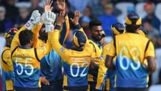 World Cup 2019: Sri Lanka to wear lucky yellow jersey in rest of matches