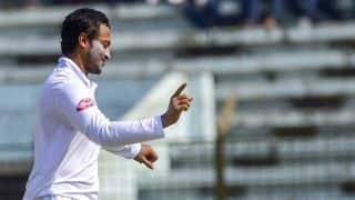 Bangladesh vs West Indies: 200th Test wicket takes Shakib Al Hasan past Ian Botham record