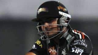 Manish Pandey scores half-century on debut in India vs Zimbabwe 2015, 3rd ODI at Harare