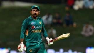 Sarfraz banking on T20 momentum to break losing streak against New Zealand