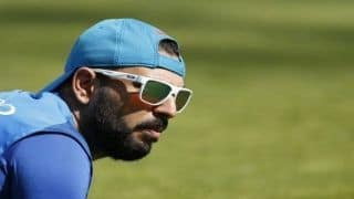 Relief for Yuvraj Singh after domestic violence case closed against cricketer