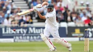 India vs England 2014 1st Test at Trent Bridge: Virat Kohli drops Gary Ballance; score 101/1