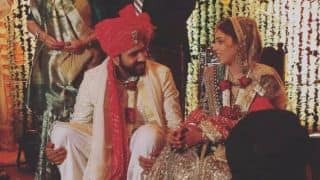Rohit Sharma gets married to long-time girlfriend Ritika Sajdeh