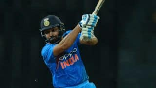 Rohit third Indian to 7,000 T20 runs after Raina, Kohli
