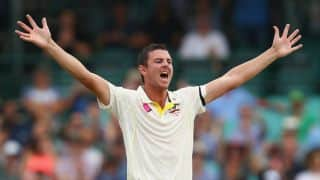 Josh Hazlewood ready for the final Test against West Indies at Sydney