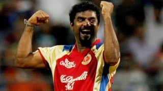 VIDEO: Muttiah Muralitharan clinches his 800th Test wicket