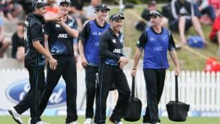 New Zealand aim to upset top-ranked India in five-match ODI series