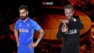 IND vs NZ, 1st semi-final, Cricket World Cup 2019, India vs New Zealand LIVE streaming: Teams, time in IST and where to watch on TV and online in India