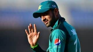 We've to identify and back a select group of players for World Cup: Shoaib Malik