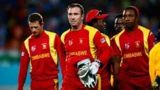 टी-20 ट्राई सीरीज के लिए जिम्बाब्वे टीम का ऐलान