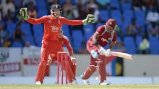England opt to field against West Indies in 2nd ODI at Antigua
