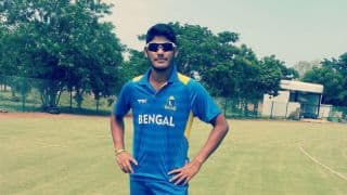 Ranji Trophy 2017-18, 1st quarter-final: Bengal extend lead over 600 to frustrate Gujarat