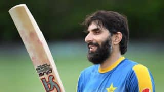 Misbah-ul-Haq to continue as Pakistan captain in West Indies