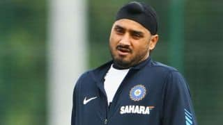 Ranji Trophy 2013-14: Harbhajan Singh happy with Punjab's position in their game against Jammu and Kashmir