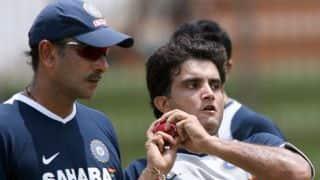 Ravi Shastri: Sourav Ganguly was disrespectful