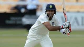 Cheteshwar Pujara scores a fighting half-century for Yorkshire