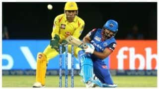 IPL 2019, Qualifier 2: Rishabh Pant Scores 38, Chennai SuperKings Bowlers restricts Delhi Capitals at 147/9