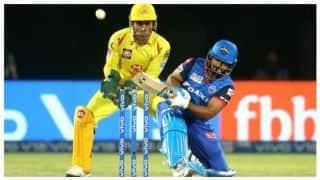 IPL 2019, Qualifier 2 :  चेन्नई के गेंदबाजों ने दिल्ली को 147 रन पर रोका
