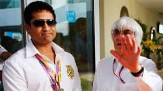 Sachin Tendulkar to watch Bahrain F1 Grand Prix