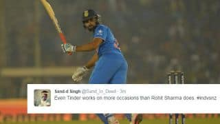 India vs New Zealand, 4th ODI: Rohit Sharma gets trolled after yet another failure