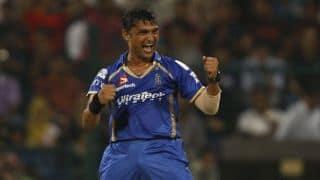 Delhi Daredevils vs Rajasthan Royals IPL 2014 match: Pravin Tambe's strikes peg back DD