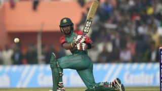 BPL 2017: Sabbir Rahman fined for misbehaving with umpire