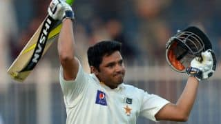 Azhar Ali shows nerves of steel in Pakistan's Test win