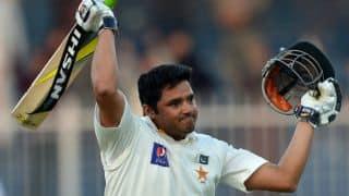 Azhar Ali shows nerves of steel in Pakistan's Test win