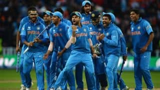 India stand 2nd in the latest ICC T20 rankings