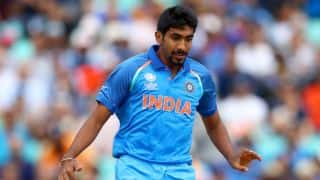 ICC Champions Trophy 2017: Was happy to bowl with the new ball vs South Africa, says Jasprit Bumrah