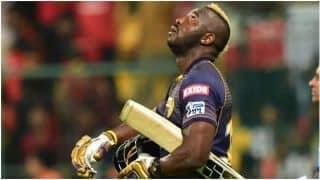 I Think it's Taking a Toll on Myself- Andre Russell on The Bio-Bubble Life