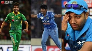 Rohit Sharma, how can you call Mohammad Aamer just 'a normal bowler'?