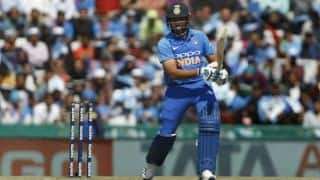 Rohit Sharma surpasses MS Dhoni to hit most ODI sixes for India