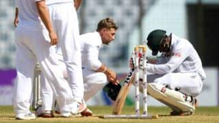 BAN vs ENG 2nd Test: Sabbir cleared to play