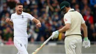 James Anderson shows pace and bounce is not the only way to take wickets in the Ashes 2015
