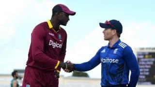 4th ODI: England bat first in fourth one-dayer against West Indies